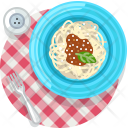 Eating Meal Restaurant Icon