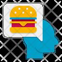Eating Disorder Addiction Disorder Eat Icon