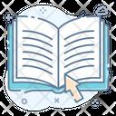 Digital Book Ebook Digital Publishing Icon