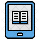 Ebook Education Book Icon
