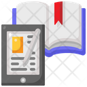 Book Elearning Study Icon