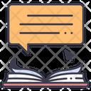 Ebook Technology Digital Icon