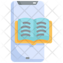 Book Ebook Mobile Icon
