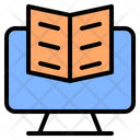 Ebook Book Computer Icon