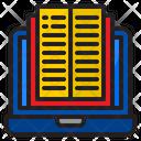Ebook Book Education Icon
