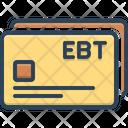 Ebt Card E Payment Icon