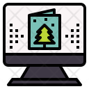 Christmas Day Ecard Icon