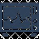 Ecg Ecg Machine Electrocardiograph Icon