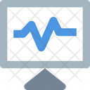 Status Health Monitor Icon