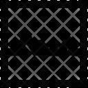 Ecg Heartbeat Screen Icon