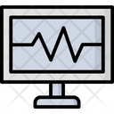 Ecg Machine Icon
