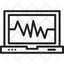 Ecg Machine Icon