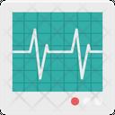 Ecg Monitor Electrocardiogram Ecg Icon