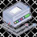 Ekg Machine Ecg Monitor Electrocardiogram Icon