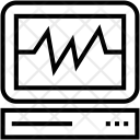 ECG Monitor Icon