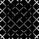 Ecg Report Icon