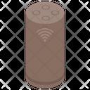 Digital Device Echo Input Device Smart Home Icon