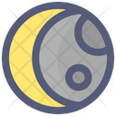 Moon Ecliipse Phase Icon