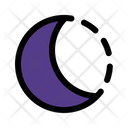 Moon Night Eclipse Icon