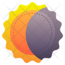 Eclipse Sun Moon Icon