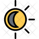 Eclipse Weather Insurance Icon