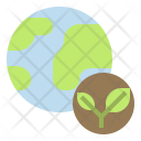 Eco Planet Save Icon