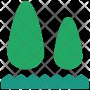 Eco Nature Tree Icon