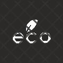 Eco Ecology Box Icon