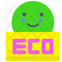 Eco Green Supporter Icon