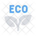 Eco Friendly Bio Icon