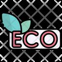 Eco Ecology Nature Icon
