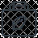 Eco Bag Bio Icon