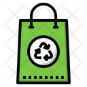 Bag Recycle Reuse Icon