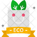 A Eco Bag Icon