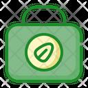 Eco Bag Ecology Nature Icon