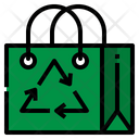 Eco Bag Ecology Icon