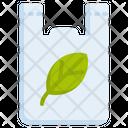 Eco Bag Biobag Reusable Bag Icon