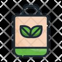 Eco Bag Eco Bag Icon