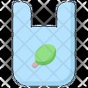 Eco Plastic Environment Icon