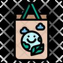 Bag Canvas Ecology Icon