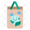 Bag Canvas Ecology Icon