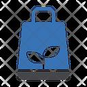 Eco Bag Ecology Bag Icon