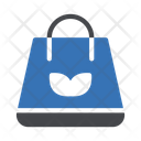 Green Eco Bag Icon