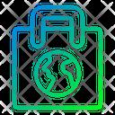 Eco Bag Bag Recycle Bag Icon