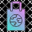 Eco Bag Paper Bag Shopping Bag Icon