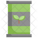 Eco barrel Icon