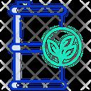 Eco Barrel Icon