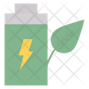 Eco Battery Icon