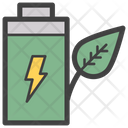 Battery Eco Battery Electronic Device Icon