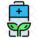 Battery Energy Green Icon